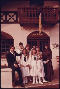 The von Trapps Of The Sound Of Music