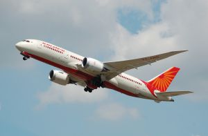 Air India Introduces Yoga