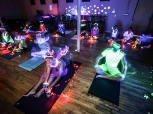 Glowga A New Yoga Trend