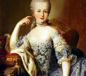 History of Marie Antoinette